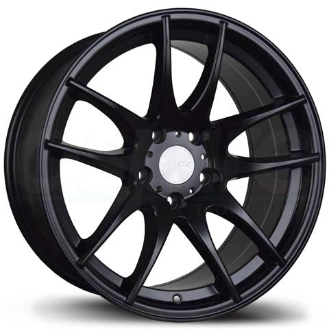 AVID1 Wheels AV32 Black