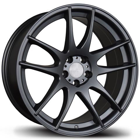 AVID1 Wheels AV32 Gun Metal