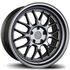 AVID1 Wheels AV34 Gun Metal