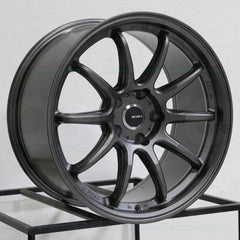 AVID1 Wheels AV40 Gun Metal