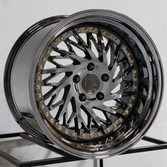 Aodhan Wheels DS03 Black Vacuum
