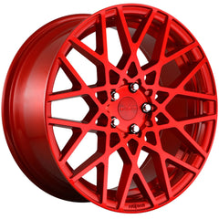 Rotiform Wheels R109 Blq Red
