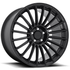 Rotiform Wheels R157 BUC Matte Black