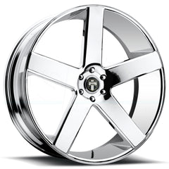 DUB Wheels Baller S115 Chrome