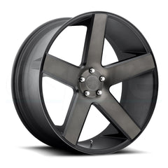 Dub Wheels S116 Baller Black Machined