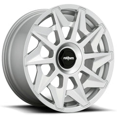 Rotiform Wheels R124 Cvt Silver