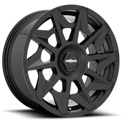 Rotiform Wheels R129 Cvt Black