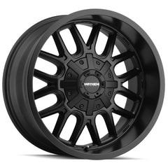 Mayhem Wheels 8107D Cogent Matte Black