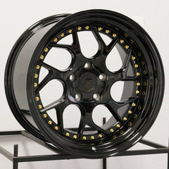 Aodhan Wheels DS01 Gloss Black
