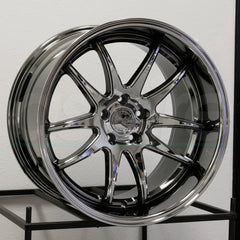 Aodhan Wheels DS02 Black Vacuum