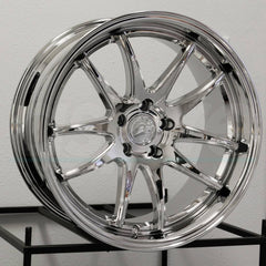 Aodhan Wheels DS02 Vacuum Chrome