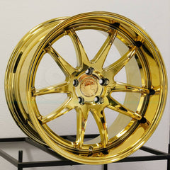 Aodhan Wheels DS02 Gold Vacuum
