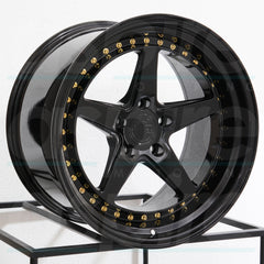 Aodhan Wheels DS05 Black