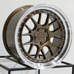 Aodhan Wheels DS06 Bronze