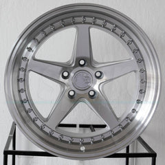 Aodhan Wheels DS05 Silver
