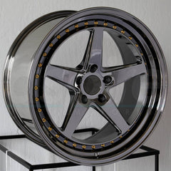 Aodhan Wheels DS05 Black Vacuum