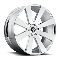 Dub Wheels S131 8-Ball Chrome