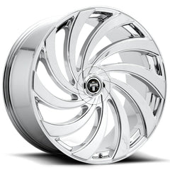 Dub Wheels S238 Delish Chrome
