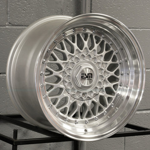 ESM Wheels 002R Silver