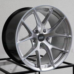 ESR Wheels RF02 Hyper Silver