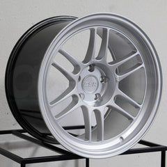 ESR Wheels SR11 Hyper Silver