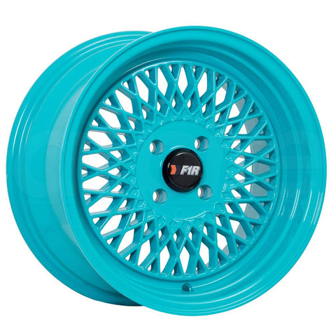 F1R Wheels F01 Teal