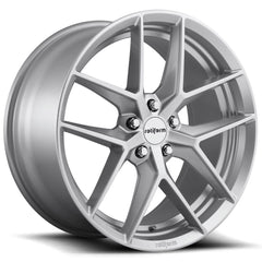 Rotiform Wheels R133 Flg Silver