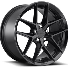 Rotiform Wheels R134 Flg Matte Black