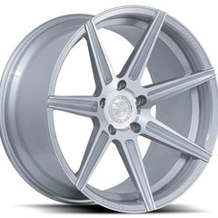 Ferrada Wheels FR7 Machine Silver