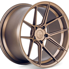 Ferrada Wheels FR8 Matte Bronze