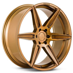 Ferrada Wheels FT2 Brushed Bronze
