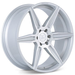 Ferrada Wheels FT2 Machine Silver