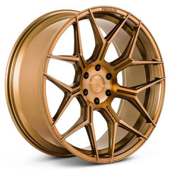 Ferrada Wheels FT3 Brushed Bronze