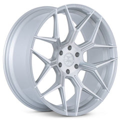 Ferrada Wheels FT3 Machine Silver
