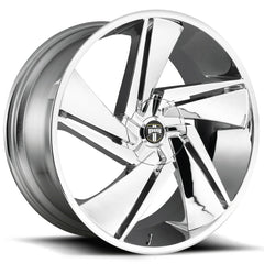 DUB Wheels Fade S246 Chrome
