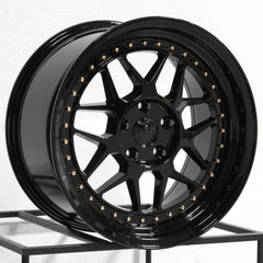MRR Wheels GF19 Gloss Black