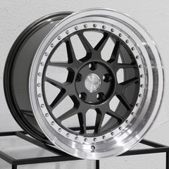 MRR Wheels GF19 Gun Metal