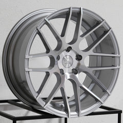 MRR Wheels GF7 Silver