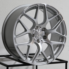 MRR Wheels GF9 Silver
