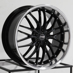 MRR Wheels GT1 Black