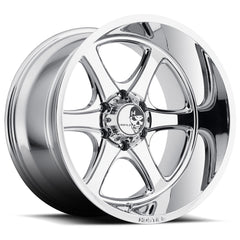 Hostile Wheels H105 Exile Chrome