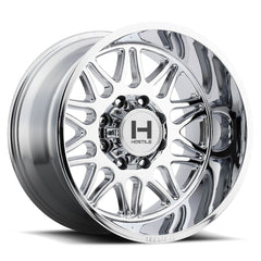 Hostile Wheels H111 Blaze Chrome