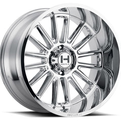 Hostile Wheels H115 Predator Chrome