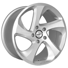 Shift Wheels H22 Strut Silver Machine