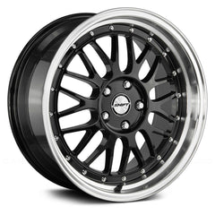 Shift Wheels H27 Flywheel Black Polished Lip