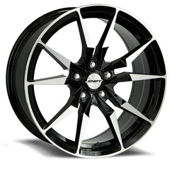 Shift Wheels H29 Blade Black Machine