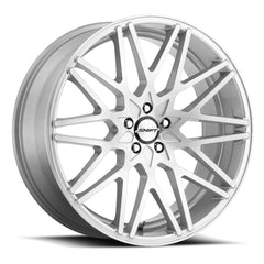 Shift Wheels H32 Formula Silver Machine