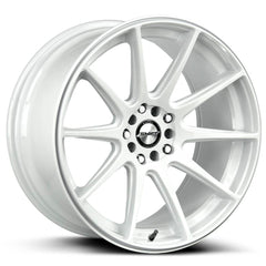 Shift Wheels H34 Gear White