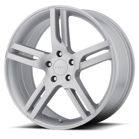 HELO Wheels HE885 Silver