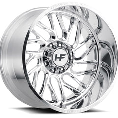 Hostile Wheels HF02 Super Beast Polished